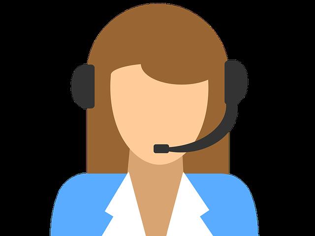 Dienstleistung Telefonservice – Anrufe im Kundennamen annehmen