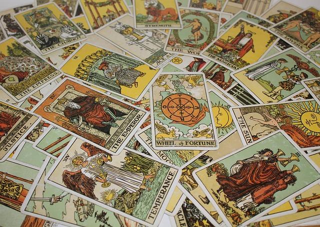 Tarot Infos für Anfänger