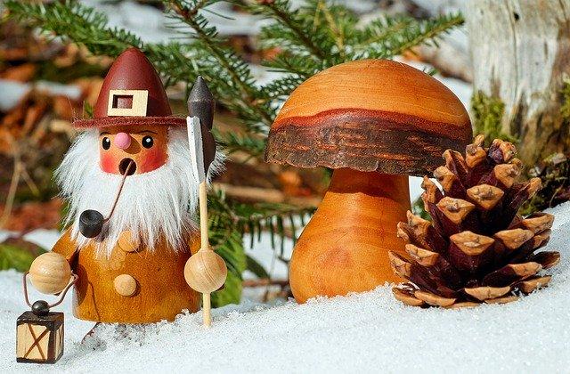 Weihnachtseinkäufe für Kinder