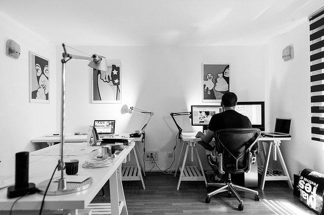 Ratgeber: Im Home-Office richtig arbeiten