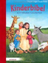 Kinderbibel in 5 Minuten Geschichten von Annette Langen : Gefunden bei Amazon